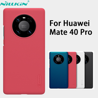 Funda trasera rígida Mate para Huawei Mate 40 Pro + Plus, NILLKIN, 6,62 '', Mate 30 Pro