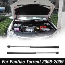 Car Front Hood Lift Support For Pontiac Torrent 2006 2007 2008 2009 2PCS Gas Spring Shock Strut Struts Damper