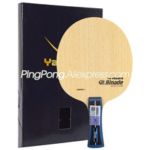 Alnade YASAKA ALC Table-Tennis-Blade/racket Ping-Pong-Bat/paddle Original LIANG Jingkun