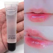 Kit de rouge à lèvres repulpant et transparent, Gloss hydratant, protège les lèvres en hiver, TSLM1