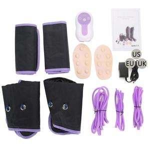 Image 5 - Air Compression Leg Massager Electric Circulation Leg Wraps For Body Foot Ankles Calf Therapy  Massager