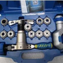 Flared R410 Inverter Air Conditioner Copper Pipe Expander Eccentric Manual Tube Tool