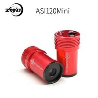 ZWO ASI120MM Mini Monochrome Guide Star Astronomical Camera 1/3 inch USB2.0 TypeC Port ST4 Guide Star