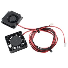 4010 Fan DC 24V Extruder Panas Akhir dan Kipas Angin DC 24V Turbo Fan untuk Creality Ender 3/ender 3 Pro 3D Printer(China)
