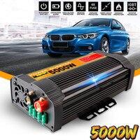 Inverter 10000W DC 12V to AC 110V Car Power Inverter Charger Converter Adapter DC 12V to AC 110V Modified Sine Wave Transformer