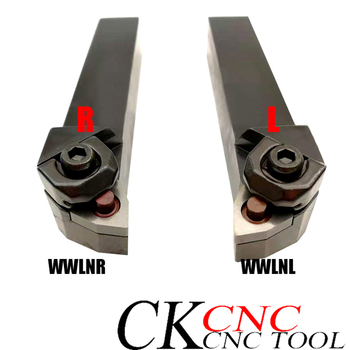 WWLNR/WWLNL 1616K08 2020K08 2525M08 3232P08  95 Degree CNC Turning Tool for WNMG insert - sale item Machinery & Accessories