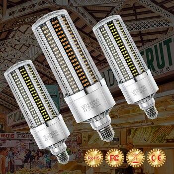 WENNI E27 LED Bulb 80W 100W 120W 150W 200W Corn Bulb LED Lamp 220V High Power LED Light 110V E39 Warehouse Commercial Lighting