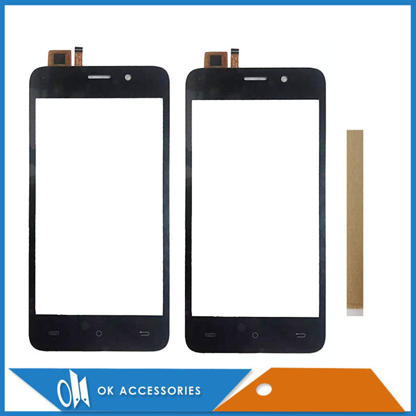 4.5 Inch For BQ Mobile BQ-4585 Fox View BQ4585 BQ 4585 BQS 4585 BQS-4585 Touch Screen Digitizer Glass Panel Lens With Tape