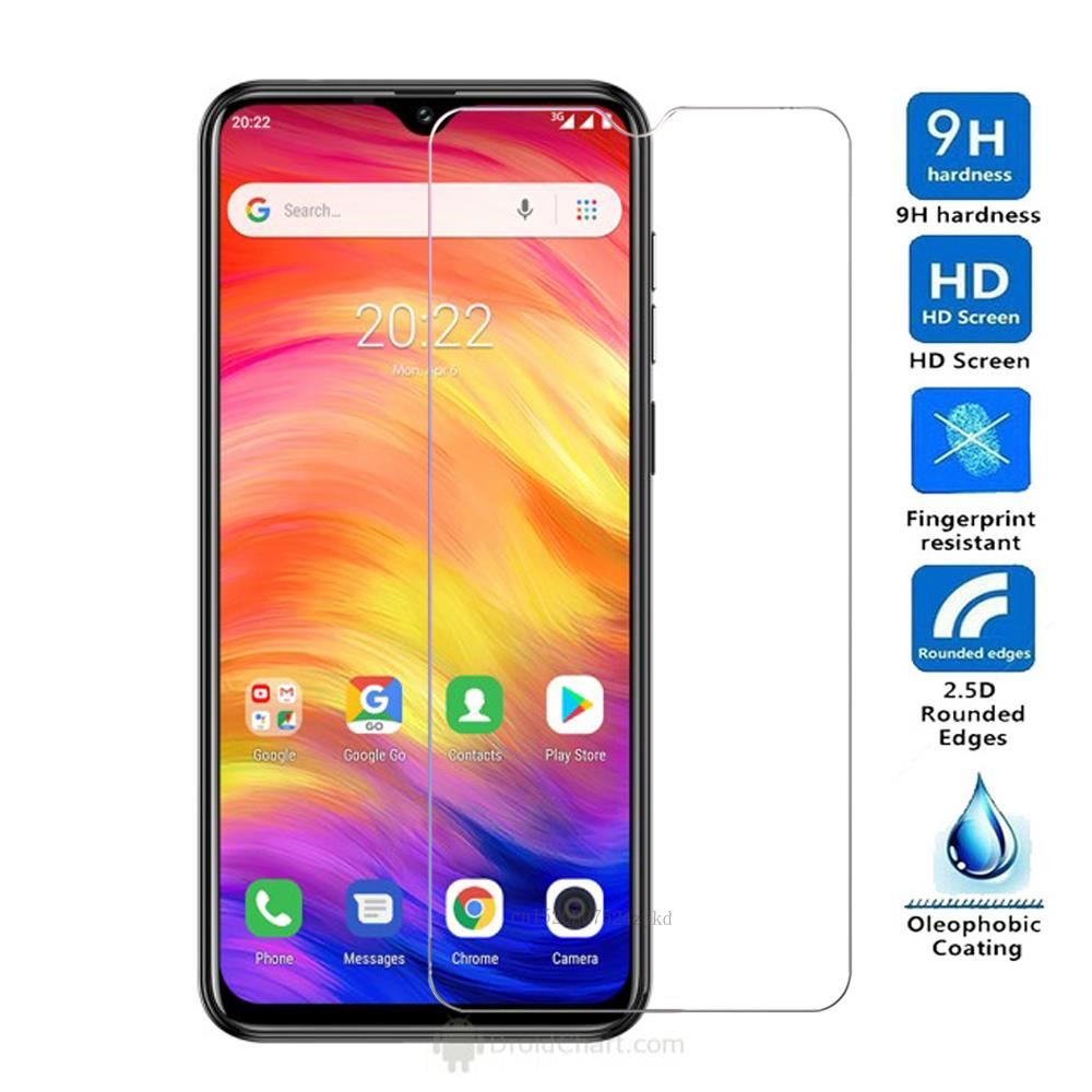 Tempered Glass For Ulefone Note 7 Screen Protector Toughened Protective Mobile Phone Film For Ulefone Note 7P Case Glass Cover