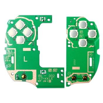 Placa de circuito de botón izquierdo y derecho parte 3G versión WiFi controlador de reemplazo para Kits de reparación PSV1000 PS Vita