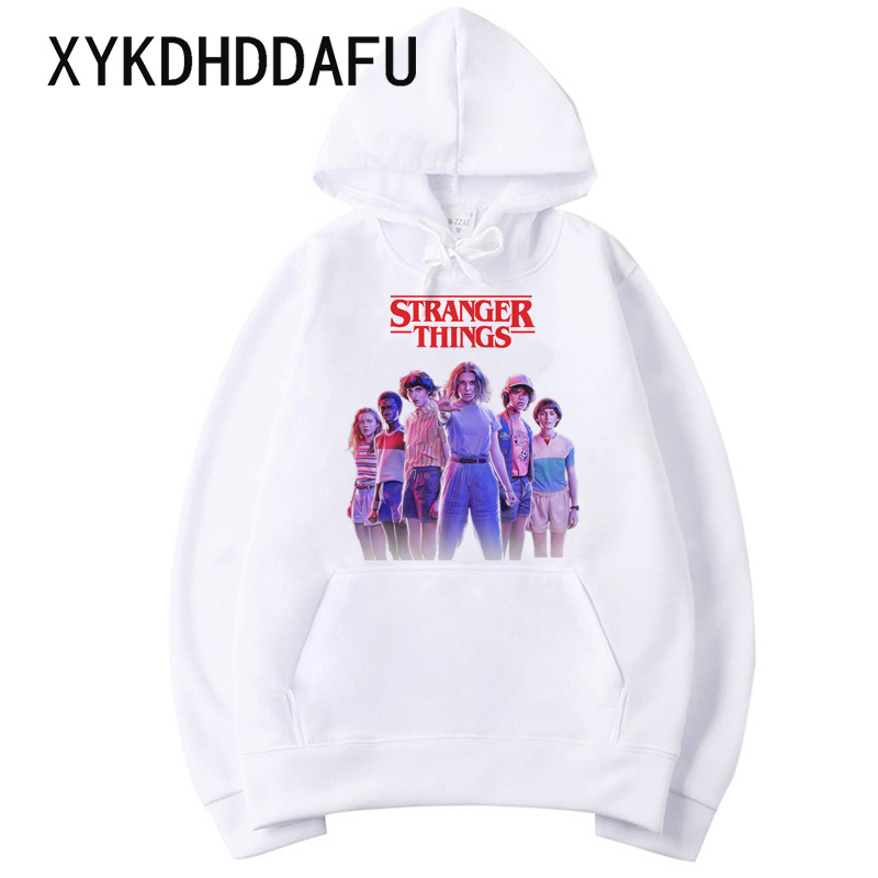 Stranger Things Season 3 Hoodie Eleven Oversized Graphic Sweatshirt Men/women Funny Hoodies Harajuku Clothes Hood Female/male