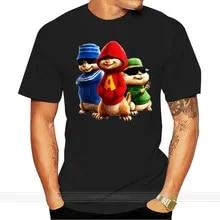 Alvin and The Chipmunks Original . T-shirt Alvin Paint