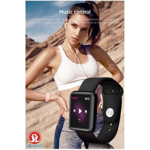 Image 5 - 90%off Waterproof Smart Watch Bluetooth Smartwatch For Apple Watch IPhone Android Heart Rate Monitor Fitness Tracker Man Woman