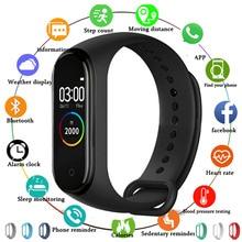 HOT Smart Watch Band Men Women Kids Smartwatch Reloj Step HR Montre Connect For