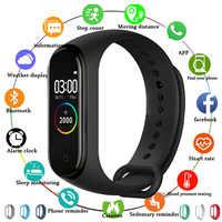 Relógio inteligente quente banda masculino feminino crianças smartwatch reloj passo hr montre conectar para apple/xiao mi/huawei pk mi banda 4 vs iwo 10/w34