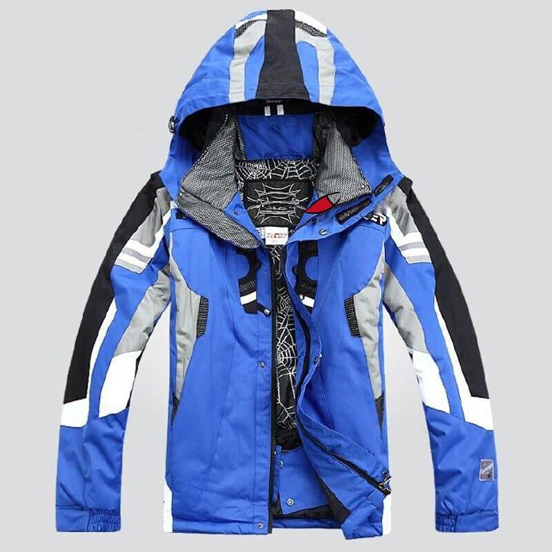2020 Hot Selling Winter Jacket Men Waterproof Outdoor Coat Ski Suit Jacket Snowboard Clothing Warm