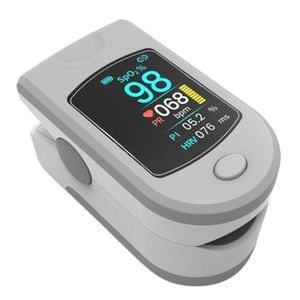 Image 4 - Bluetooth Fingertip Pulse Oximeter Heart Rate Blood Oxygen Saturation Monitor R9UC
