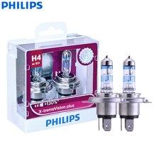 Philips x treme vizyon artı H4 9003 HB2 12V P43t 12342XVPS2 130% daha parlak araba halojen far HL kiriş ECE oto lambaları (e n e n e n e n e n e n e n e n e n e)