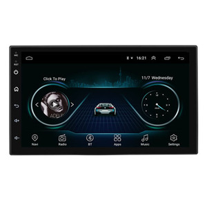 Double din Head Unit Autoradio Play 7 inch Touch Screen 2 din GPS Universal Player Android Car Radio