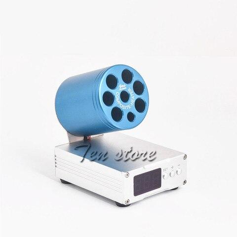 Composto dental aquecedor de resina dental aquecedor de ar composto aquecimento