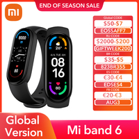 Globale Version Xiaomi Mi Band 6 Smart Armband 1.56