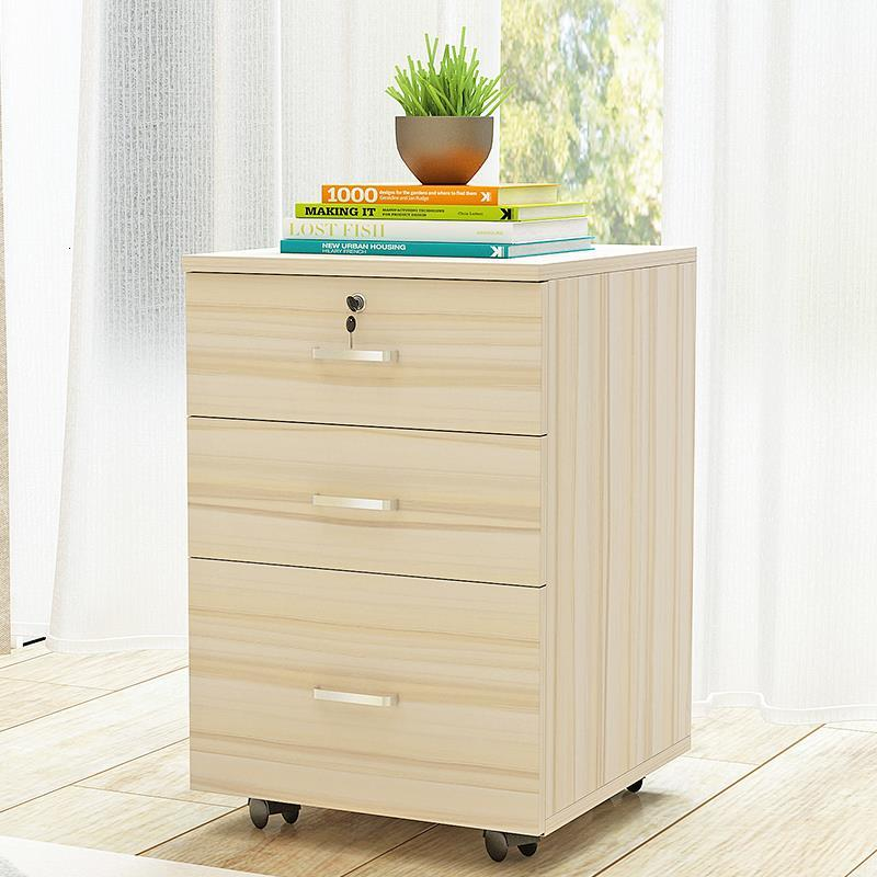 Bureau Rangement Buzon Nordico Madera Cajones Para Oficina Archivero Archivadores Archivador Mueble Filing Cabinet For Office