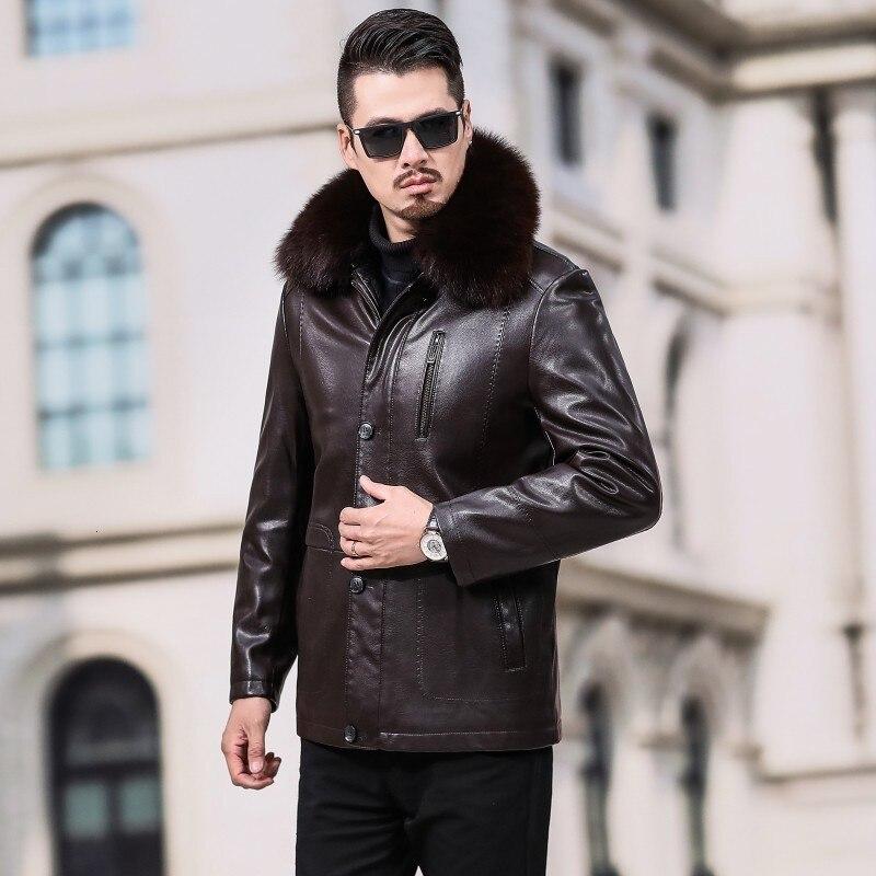 Мужская джинсовая куртка, брендовая дизайнерская Весенняя Мужская джинсовая куртка и пальто, плюс размер 4XL, костюм, пальто для мужчин, Воен... - 4