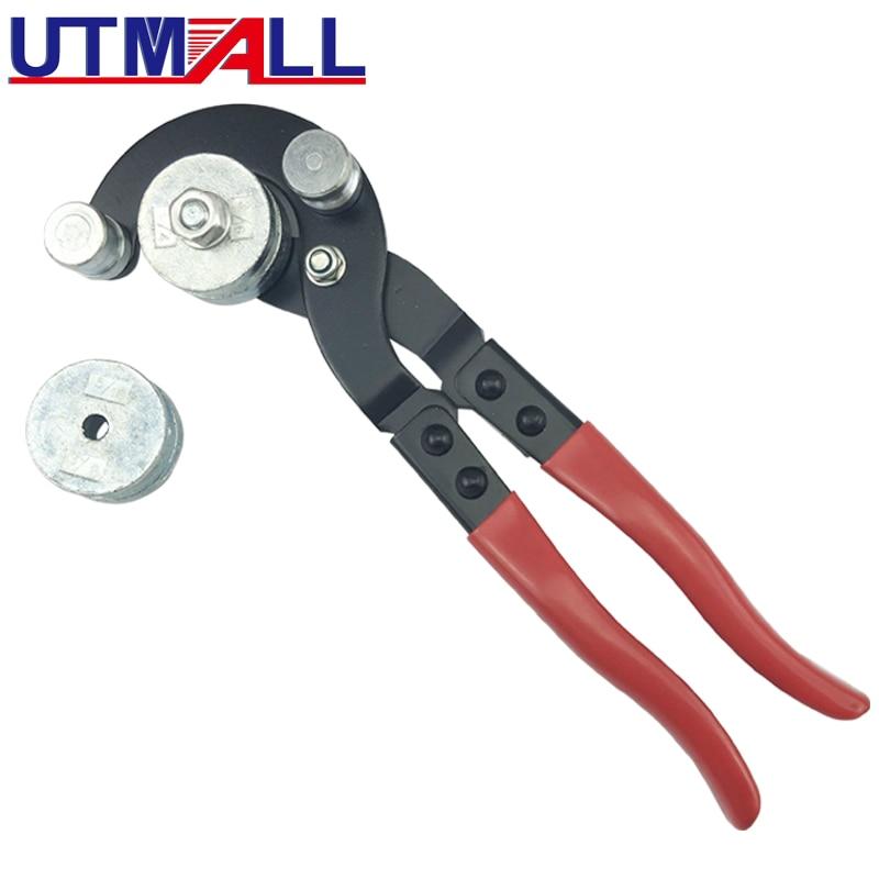 Plier Type Fuel & Brake Pipe Bender Tool 3/16