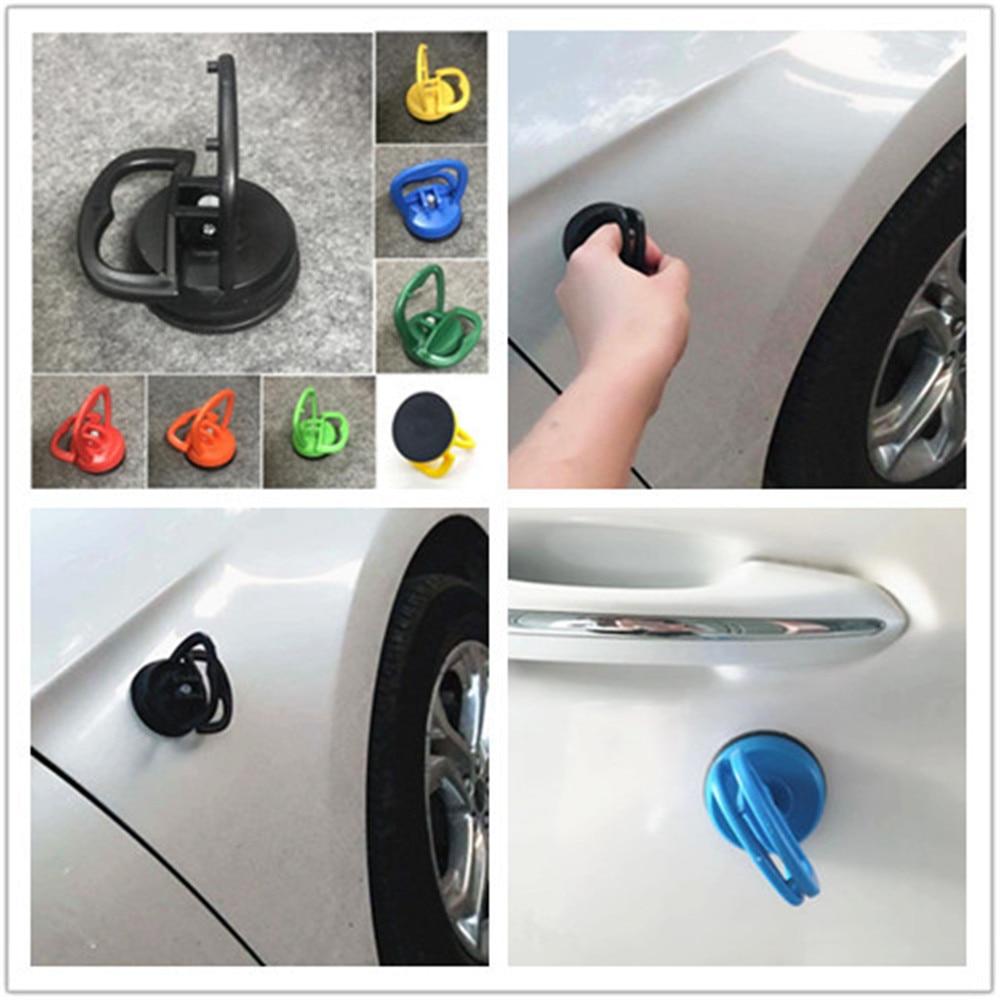 Мини-присоска для удаления вмятин на автомобиле, инструмент для удаления вмятин на кузове автомобиля, мощная присоска, комплект для ремонта...