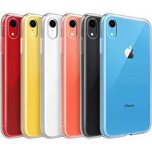 Ultra Thin Silicone Soft Case For Iphone Se 2020 7 8 6s 6 Plus Transparent Back Case For Iphone 11 Pro Xs Max X Xr 5 5s 5c 4 4s
