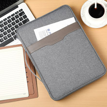 Office Document Storage Bag Men's Business Travel Ipad Organizer Briefcase File