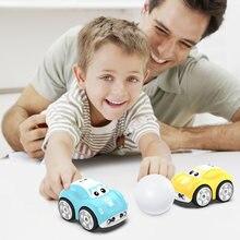 Миниатюрный Индуктивный детский автомобиль на радиоуправлении