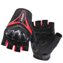 Sports Cycling Gloves Half Finger Breathable Outdoor Summer Riding Equipment Protect Hand Motorcycle Accessor