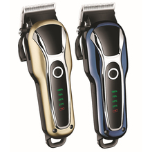 Professional Men Electric Hair Clipper Set Rechargeable Hair