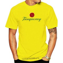White Tanqueray Gin Logo T-shirt - Fast Delivery! High quality!