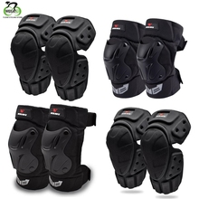 4Pcs Knee Pads Elbow Protector Moto Cycling EVA Protective Gear Motorcycle Skiing Skating Skateboard Riding Racing Elbow Guard destroyer pro elbow xl purple skateboard pads