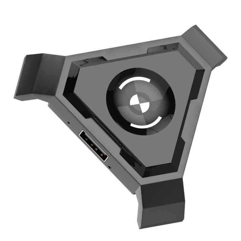 P5 PUBG Mobile Gamepad Controller Gaming Tastatur Maus Konverter Für Android ios zu PC Bluetooth 4,1 Adapter Pk gamesir x1