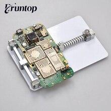 1 قطعة آيفون الهاتف الخليوي الهاتف المحمول PCB حامل حامل تهزهز محطة إعادة العمل العالمي