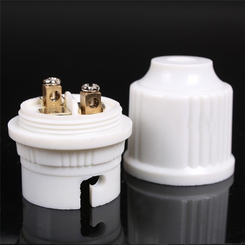 B22 Bakelite Lamp Head Converter Light Lamp Holder Socket Bulb Adapter For LED Lighting AC250V Lantern Conversion Accessory