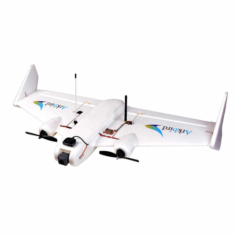 Arkbird VTOL 860mm Wingspan Vertical Takeoff And Landing EPO FPV RC Airplane KIT Kid Remote Control Toys