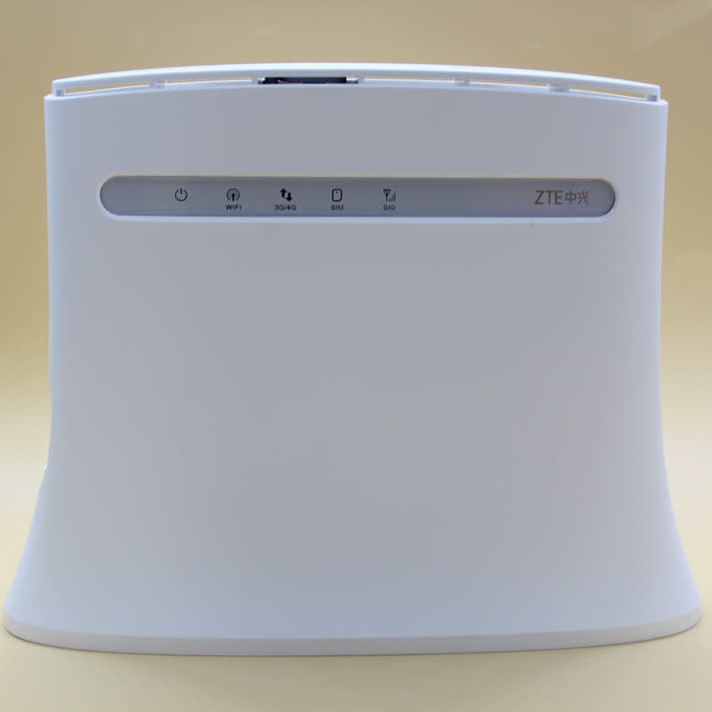 Unlocked New ZTE 4G Router MF283 MF283u 4g LTE Router Modem Router Wireless Wi-Fi Router Hotspot Wireless Gateway