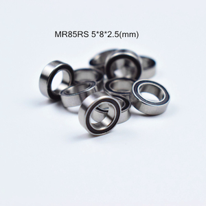 Image 2 - Rubber Seal Multiple sizes Miniature bearing 10piece free shipping MIX MR63 MR74 MR85 MR95 105 106 115 117 126 128 137 148