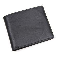 RFID Blocking portfel męski portfel męski portfel męski portfel męski portfel męski portfel męski portfel męski carteira tanie tanio Prawdziwej skóry Skóra bydlęca Krótki 0 06kg NYLON genuine Leather Stałe Moda 8029 Uwaga przedziału Zdjęcie holder
