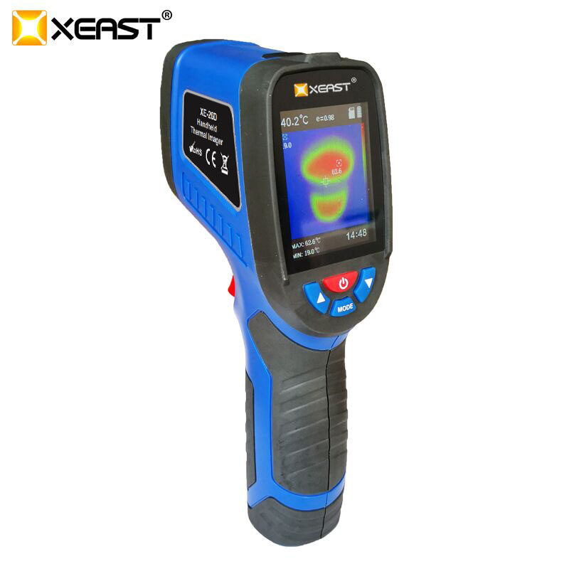 XEAST HT-19/XE-26 220x160 High-Resolution Infrared Thermal Imager with USB Interface and Built-in 4GB SD Card 5
