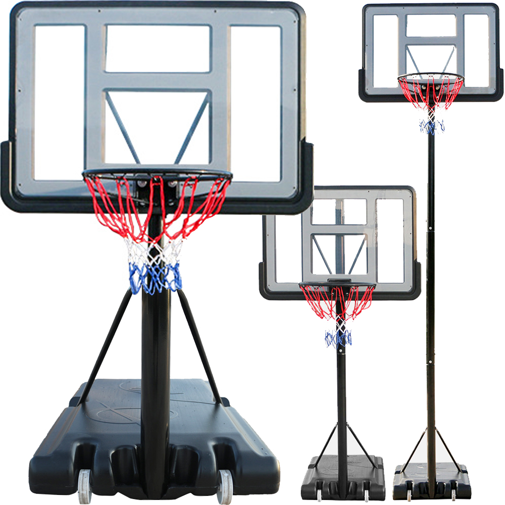 Toy Basketball Hoop Stand Set Kids Baby Children Outdoor Sports Train Training M