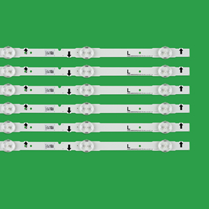 Image 4 - (New Kit)12 PCS/set LED backlight strip for LED TV UE48H6400 UE48H6200AK BN96 30453A BN96 30454A D4GE 480DCA R3 D4GE 480DCB R3