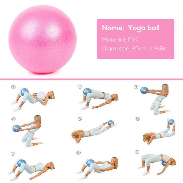 Sports Yoga Balls 4