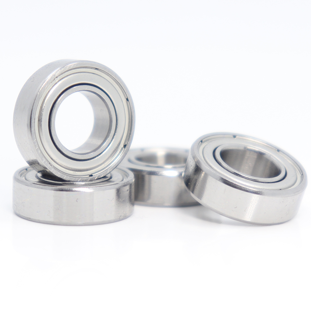 4 PCS HK1612 HK162212 16x22x12 mm Metal Needle Roller Bearing Bearings