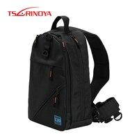 TSURINOYA Wasserdicht Angeln Tasche E3 35*24*11cm Multifunktions Große Kapazität Locken Tackle Pack Köder Box Trave outdoor Tasche