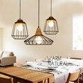 Скандинавские стеклянные шаровые подвесные светильники винтажный обруч золотой современный светодиодный подвесной светильник для гостин...
